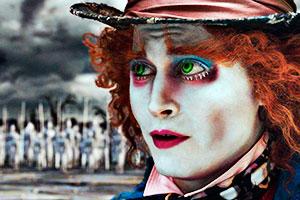 Alicia en el País de las Maravillas - Tim Burton