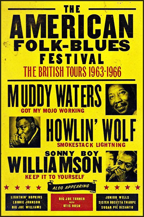 American Folk Blues Festival Vol. 4: The British Tours (1963-1966)