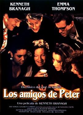 Los amigos de Peter - Kenneth Branagh