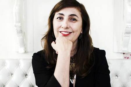 Ana Cristina Herreros Ferreira (Ana Griott) / Foto © Lupe de la Vallina