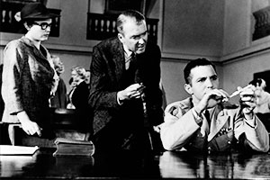 Anatomía de un asesinato - Otto Preminger