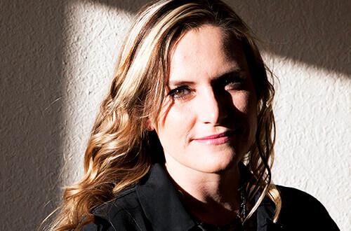 Andrea Cote - Foto © Margarita Mejía