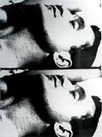 """""""Sleep"""" de Andy Warhol."""