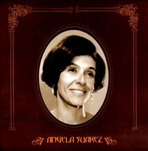 Ángela Suárez (1925 - 2006)
