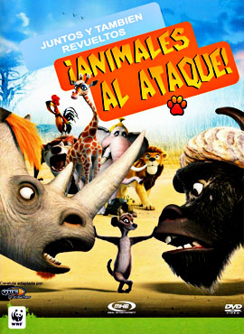 Animales al ataque - Reinhard Klooss / Holger Tappe