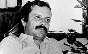 Antonio Roldán Betancur (1945 - 1989) - Foto Archivo El Tiempo