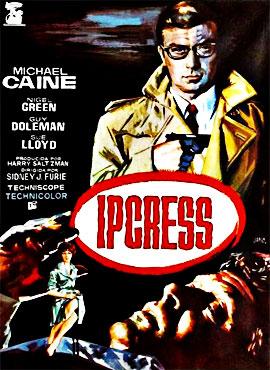 El archivo Ipcress - Sidney J. Furie