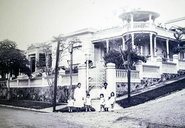 Fotografía del proyecto patrimonial Hábitat Latente - Casa del barrio Prado