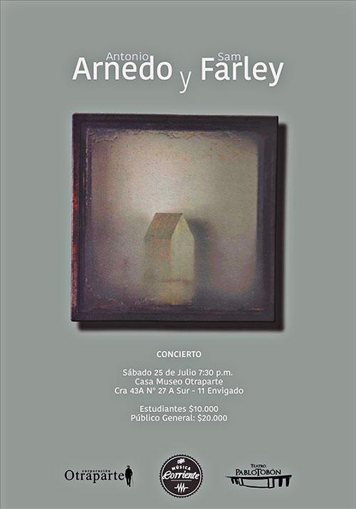 Antonio Arnedo / Sam Farley