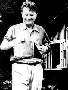 Malcolm Lowry (1909 - 1957)