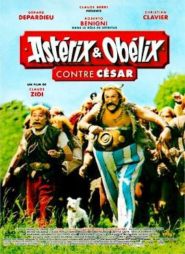 Astérix y Obélix contra César - Claude Zidi