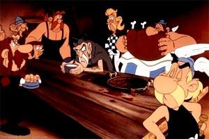 Astérix y el golpe del menhir - Philippe Grimond