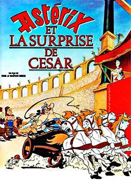 Astérix y la sorpresa del César - Gaetan Brizzi / Paul Brizzi