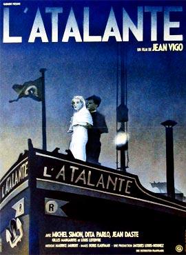 L'Atalante - Jean Vigo