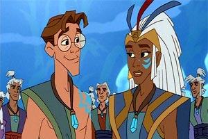 Atlantis, el regreso de Milo - Victor Cook, Toby Shelton, Tad Stones