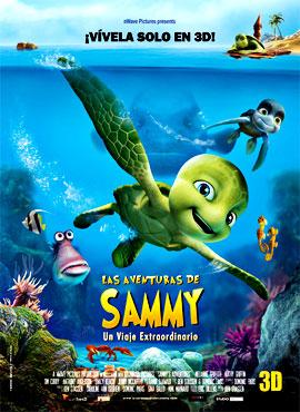 Las aventuras de Sammy - Ben Stassen