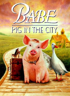 Babe, un cerdito en la ciudad - George Miller