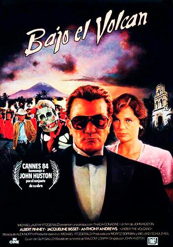 Bajo el volcán - John Huston