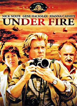 Bajo fuego - Roger Spottiswoode
