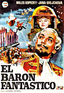El barón fantástico - Karel Zemal