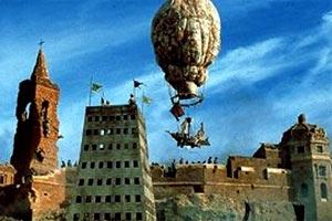 Las aventuras del barón Münchausen - Terry Gilliam