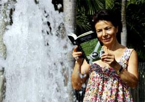 Beatriz Vélez - Foto por Edwin Bustamante (El Colombiano)