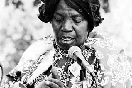Bessie Jones