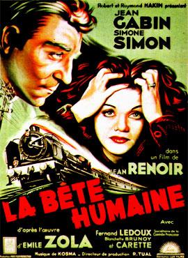 La bestia humana - Jean Renoir