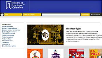 Biblioteca Digital de la Biblioteca Nacional de Colombia