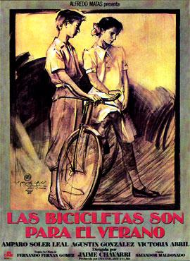 Las bicicletas son para el verano - Jaime Chávarri