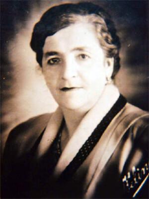Blanca Isaza de Jaramillo Meza