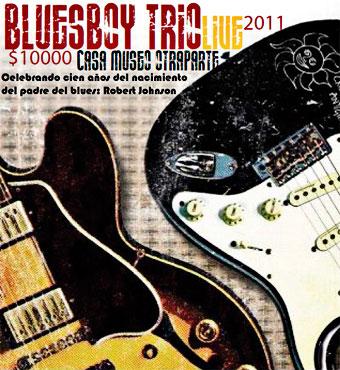 BluesBoy Trío en Otraparte