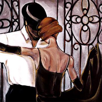 """""""Bolero"""" por Trish Biddle"""