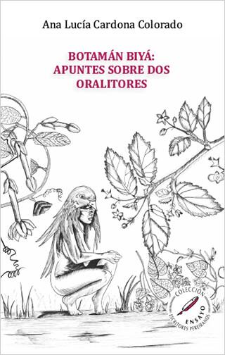 Portada del libro «Botamán Biyá» de Ana Lucía Cardona