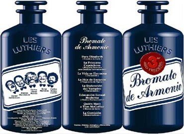 Bromato de armonio - Les Luthiers