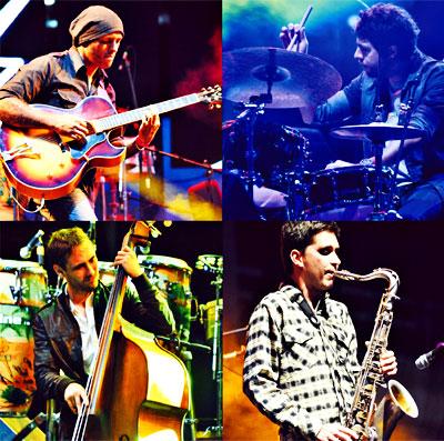 Byron Sánchez Jazz Cuarteto