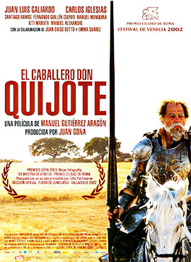 El caballero Don Quijote - Manuel Gutiérrez Aragón