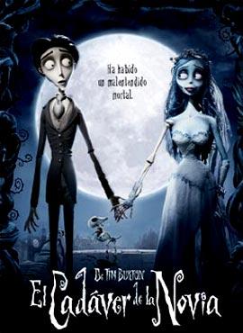 El cadáver de la novia - Tim Burton