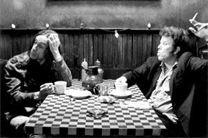 Café y cigarrillos - Jim Jarmusch