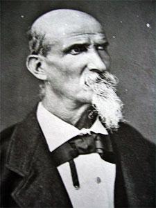 Camilo Antonio «El Tuerto» Echeverri (1828-1887)