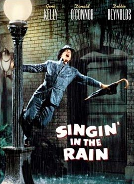 Cantando bajo la lluvia - Stanley Donen