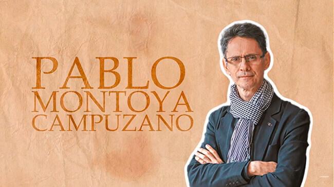 Programa «Capítulo Aparte» de Teleantioquia: Pablo Montoya Campuzano