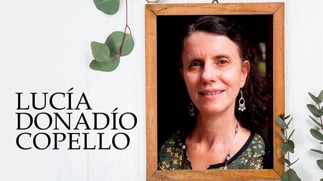 Programa «Capítulo Aparte» de Teleantioquia: Lucía Donadío