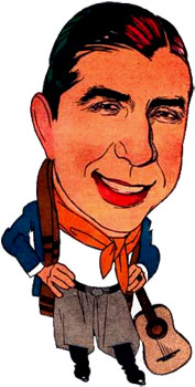 Carlos Gardel (1890 - 1935)
