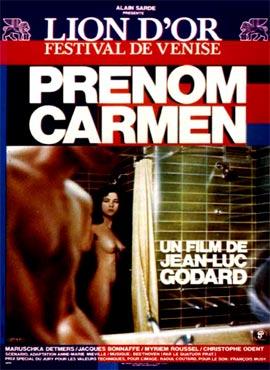 Nombre: Carmen -  Jean-Luc Godard