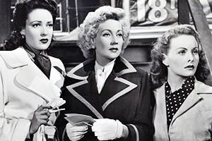 Carta a tres esposas - Joseph L. Mankiewicz