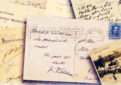 Cartas en alemán