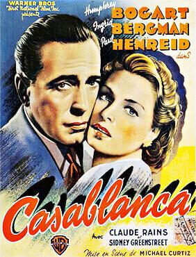 Casablanca - Michael Curtiz