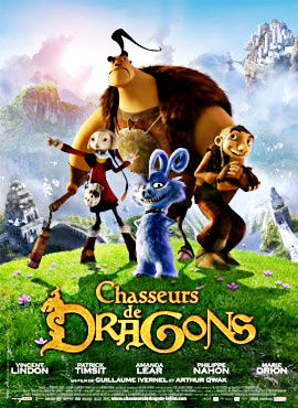 Cazadores de dragones - Guillaume Ivernel / Arthur Qwak