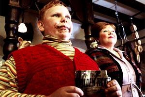 Charlie y la fábrica de chocolate - Tim Burton
